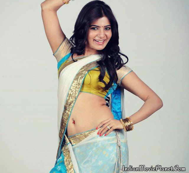 Samantha ruth prabhu hot saree navel show HD images | SEXY ...