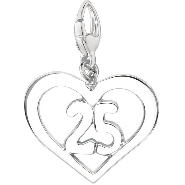 Charms for Bracelets and Necklaces Ballet Slipper Charm With Lobster Claw Clasp