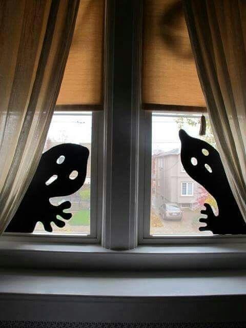 Fantasmi Halloween creative ideas Pinterest Halloween 2017 - simple halloween decorations to make