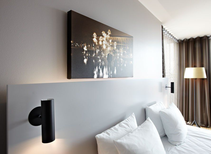 Best Mib 6 Wall Bedhead Lamp Scandic Hotel Aarhus City 400 x 300