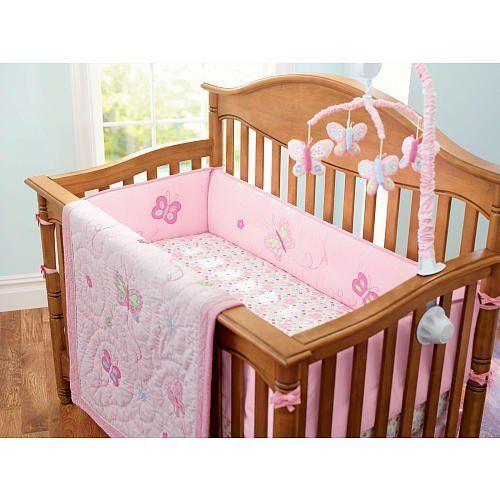 Babies R Us 7 Piece Crib Bedding Set Olivia Collection Crown Crafts Bedding Set Crib Bedding Sets