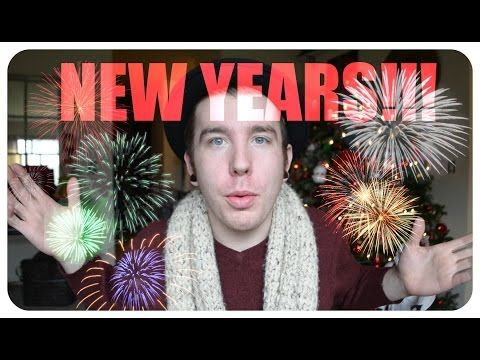 My early new years video