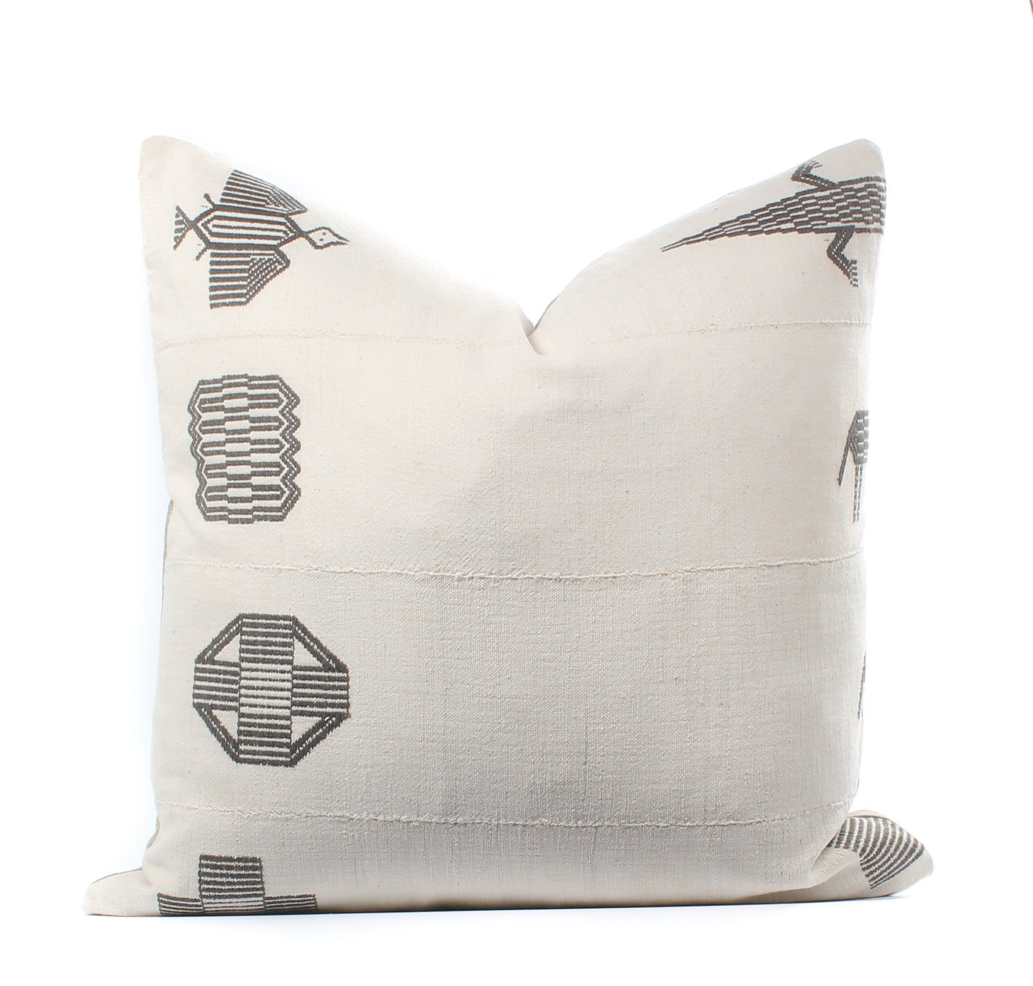 or white dash african black mudcloth line arrow available cover print pillow img insert sided double and dashed products
