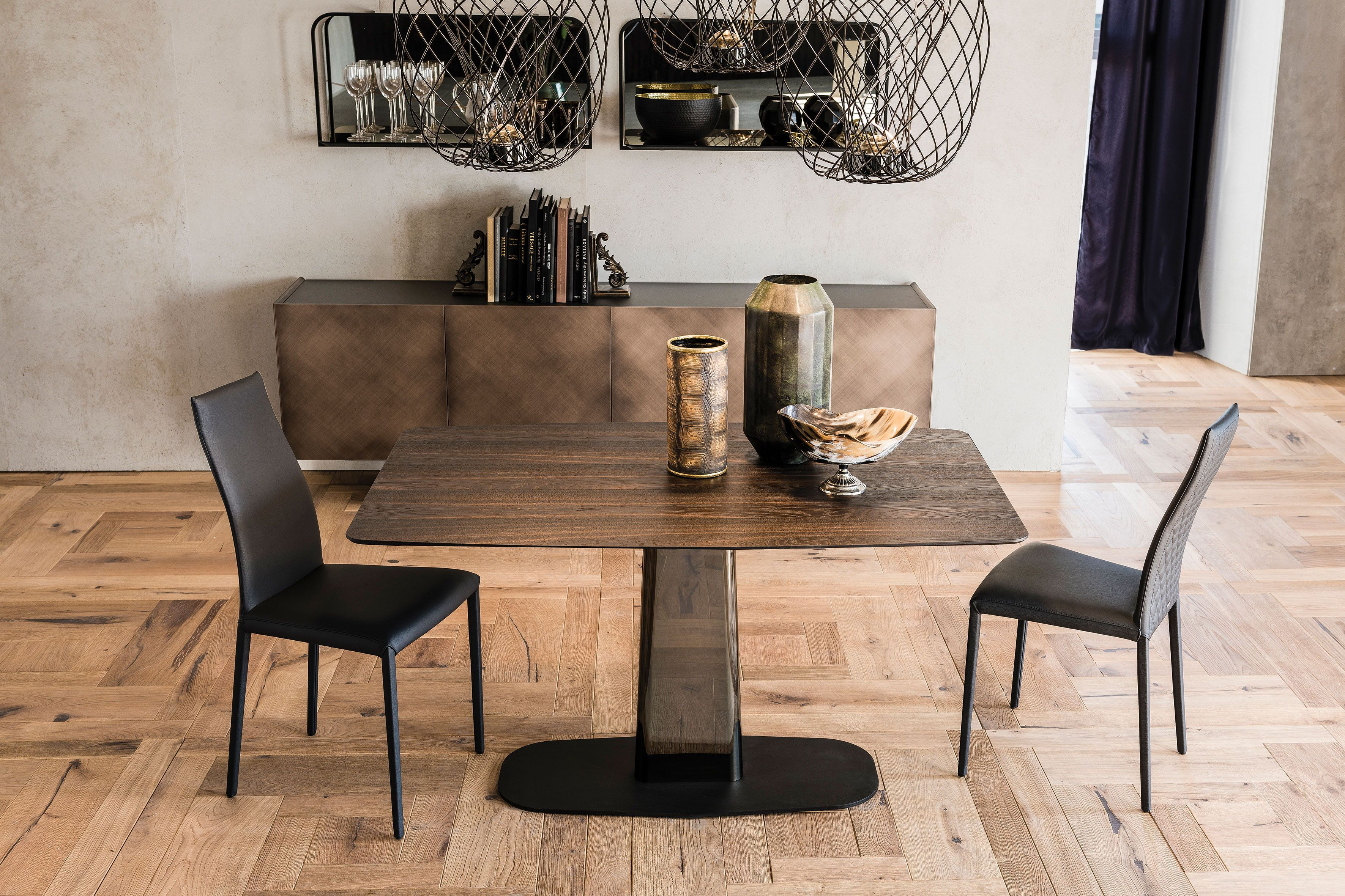 Cattelan Italia Linus Wood | Tavoli | Tables | Pinterest | Wood ...