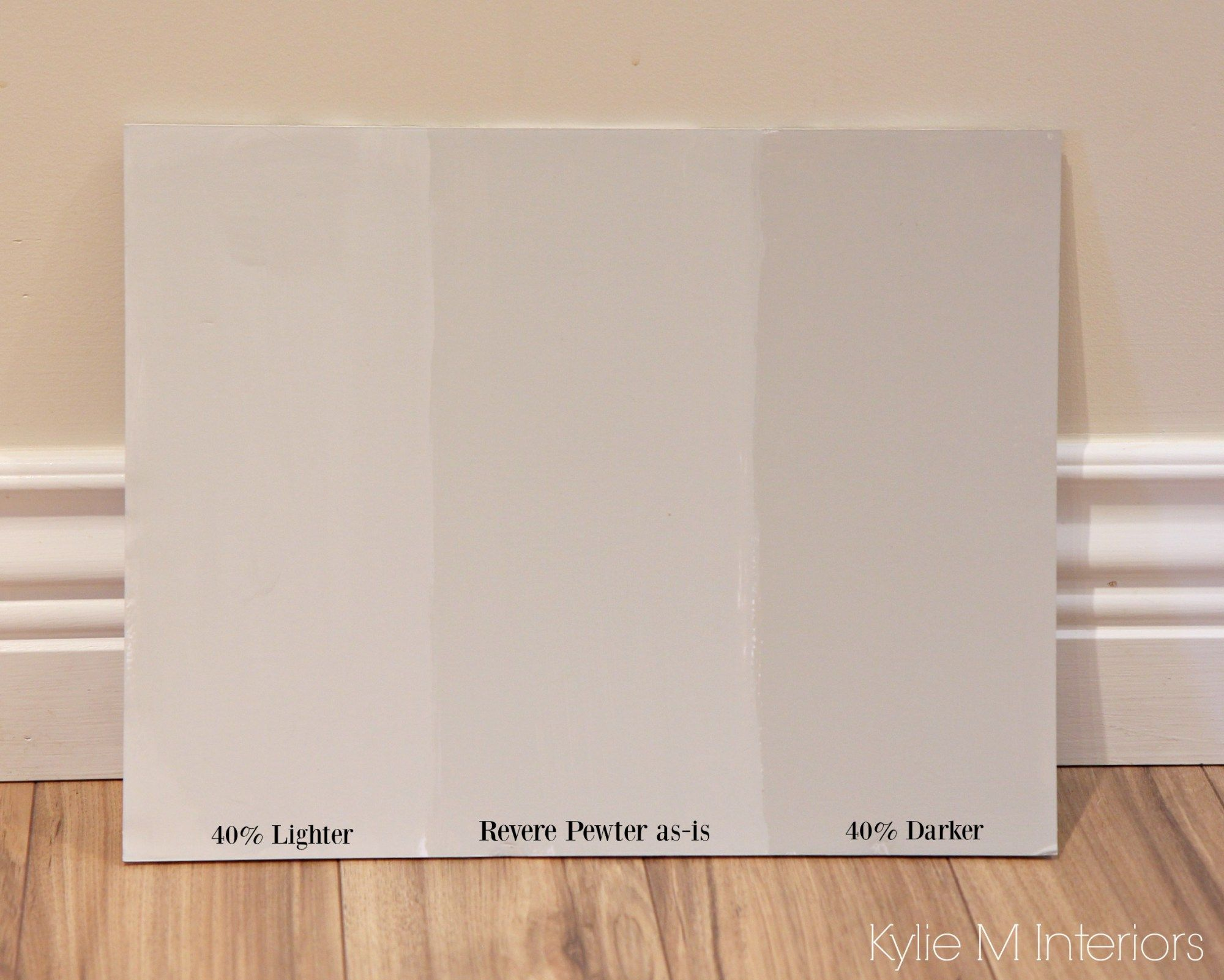 Awesome How To Lighten And Darken Paint Colours By KYlie M INteriors More