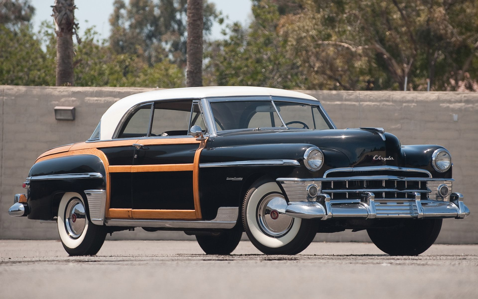 Chrysler town and country newport coupe 1950