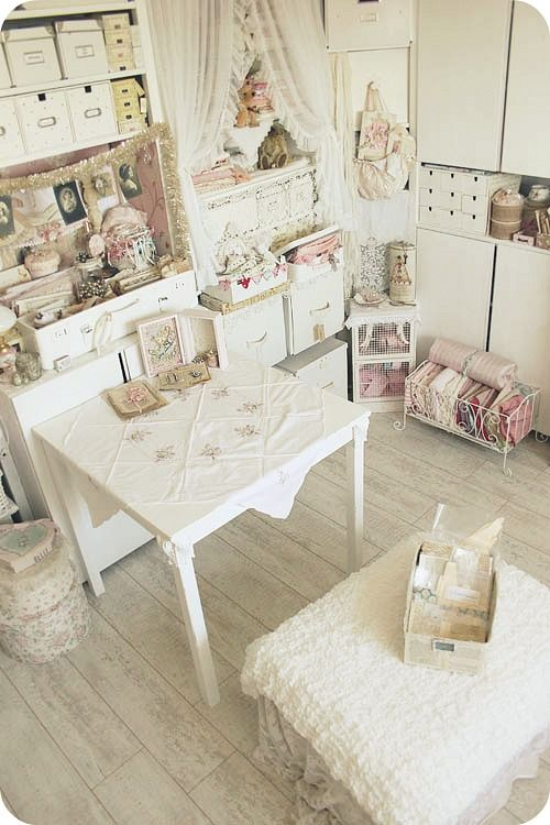 * Schlaflos in NRW * March 2011 Dream craft room