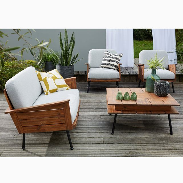 Fauteuil de jardin Chesnut | outdoor | Outdoor furniture sets ...
