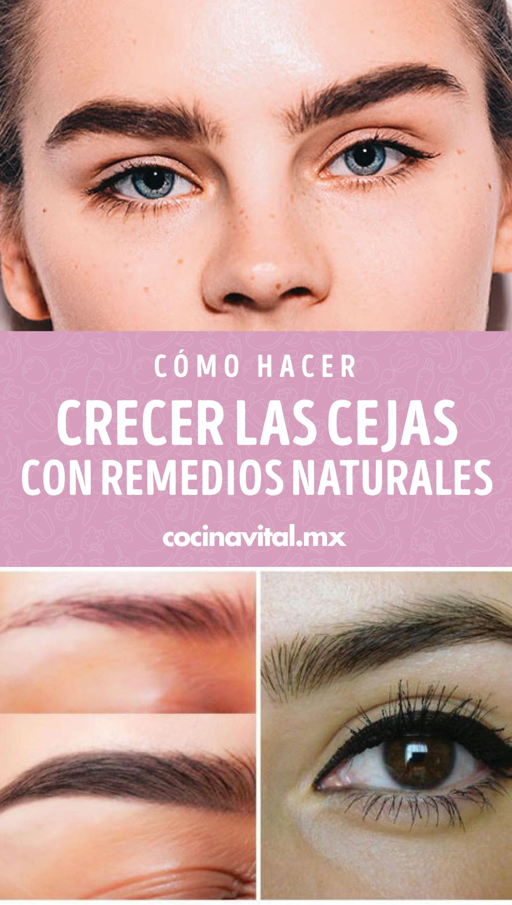 Photo of Cómo hacer crecer las cejas con remedios naturales