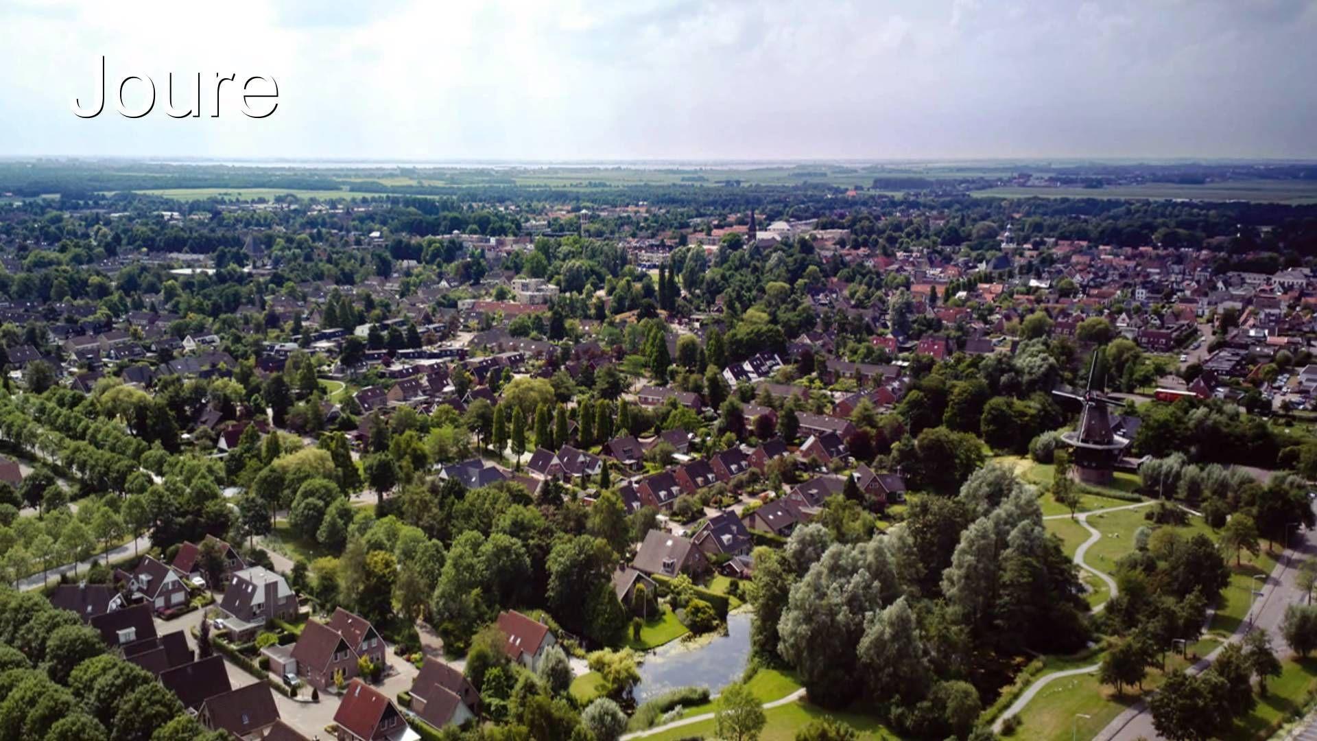 Friesland van boven Deel 1(voor Noor An ,Fran en Siem ,in de eerste plaats)