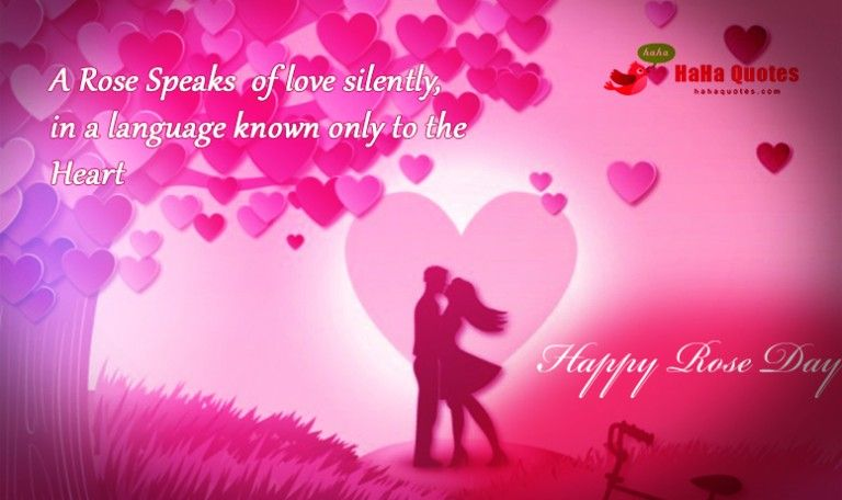 Happy Rose Day 2016 Images with Quotes HD Download | Valentine\'s ...