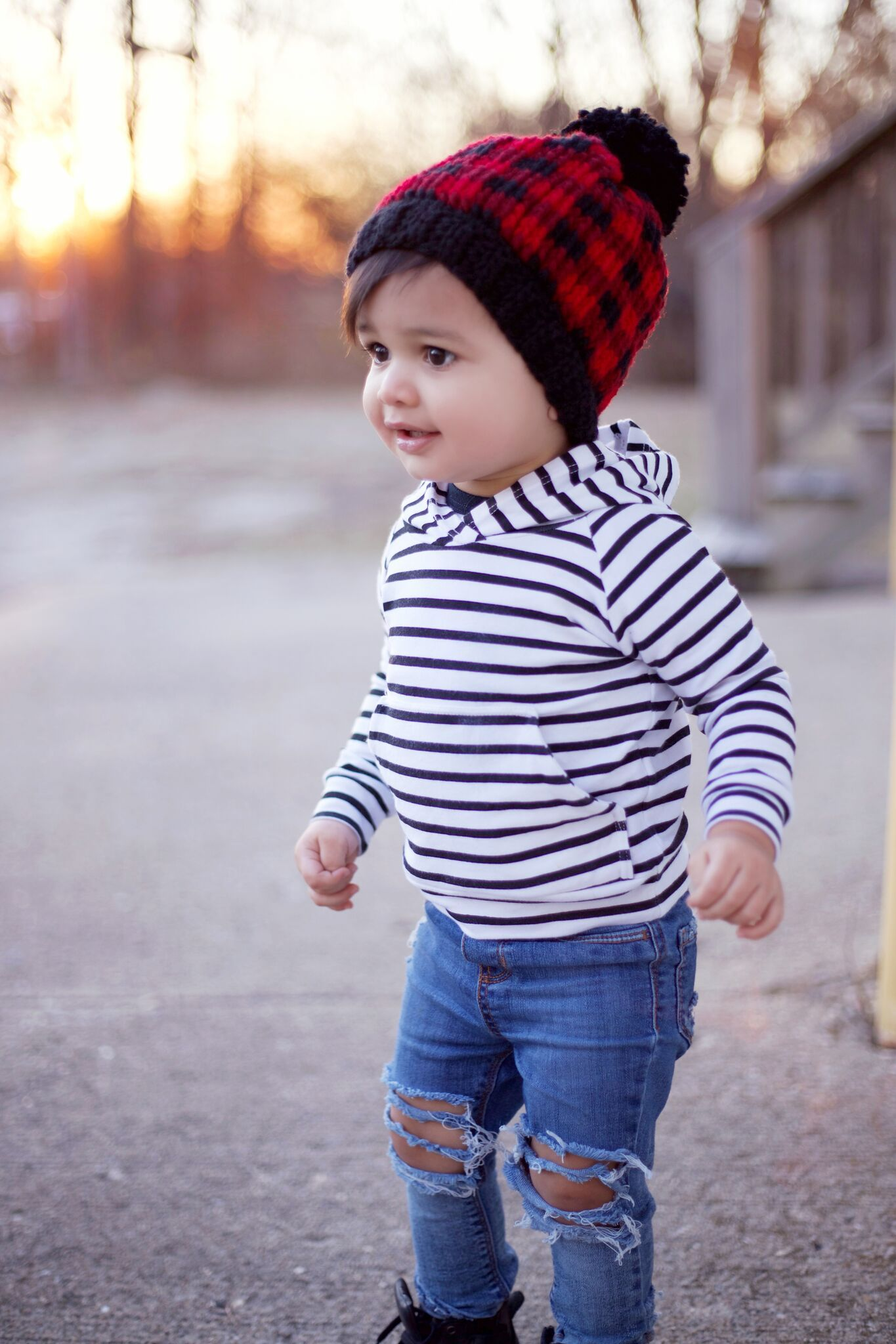 Hate The Ripped Jeans For A Baby But I Love Everything Else