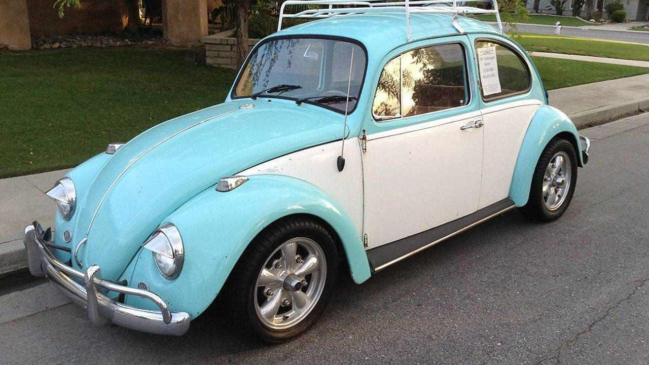 1967 Volkswagen Beetle for sale 100859747 | Dream car | Pinterest ...