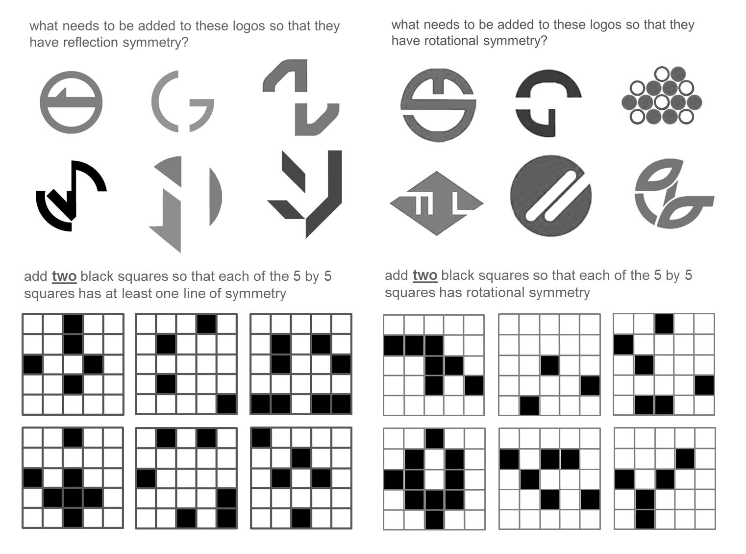 7th grade gt   Rotational symmetry [ 1130 x 1522 Pixel ]