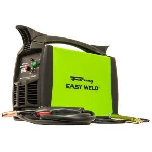 Forney 120 Volt 125 Amp Easy Weld Flux Core Only Mig Welder 125fc 299 Mig Welder Best Mig Welder Forney