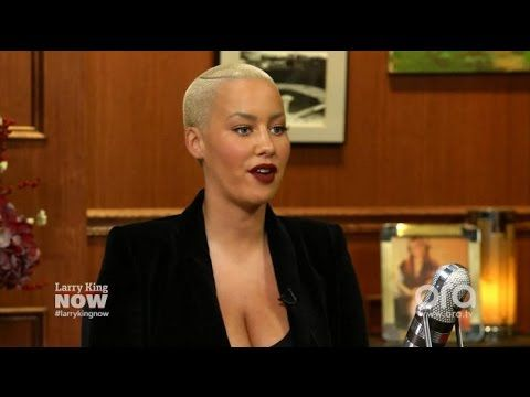 """Amber Rose: Young Boys In High School Call Me A """"Disgusting Whore"""" (VIDEO) 