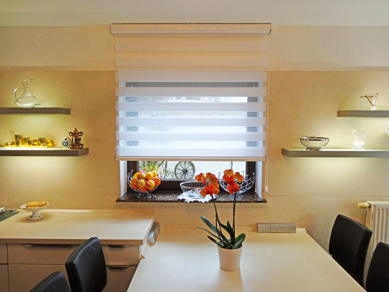 rollo #küche #wohnidee Macht Euer Zuhause schöner mit unseren Rollos ...