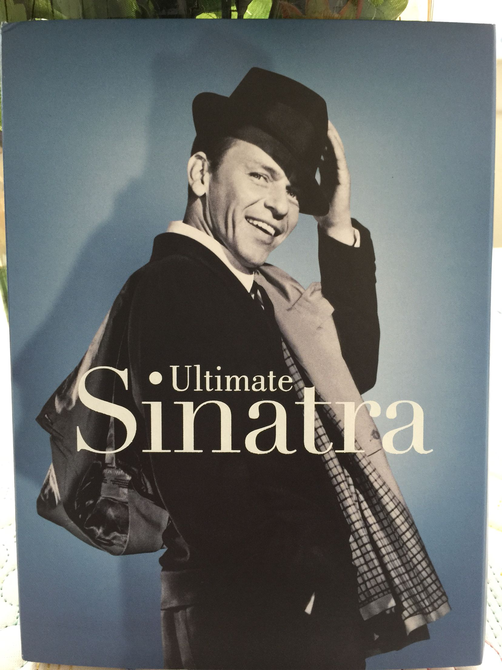 Just Released Ultimate Sinatra Celebrating His 100th