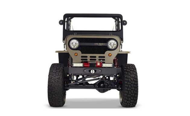 Icon 4×4 CJ series