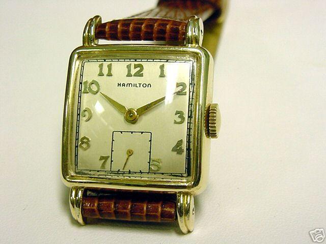 fea4641c720 Vintage Hamilton Watches  End of the Retro Fad
