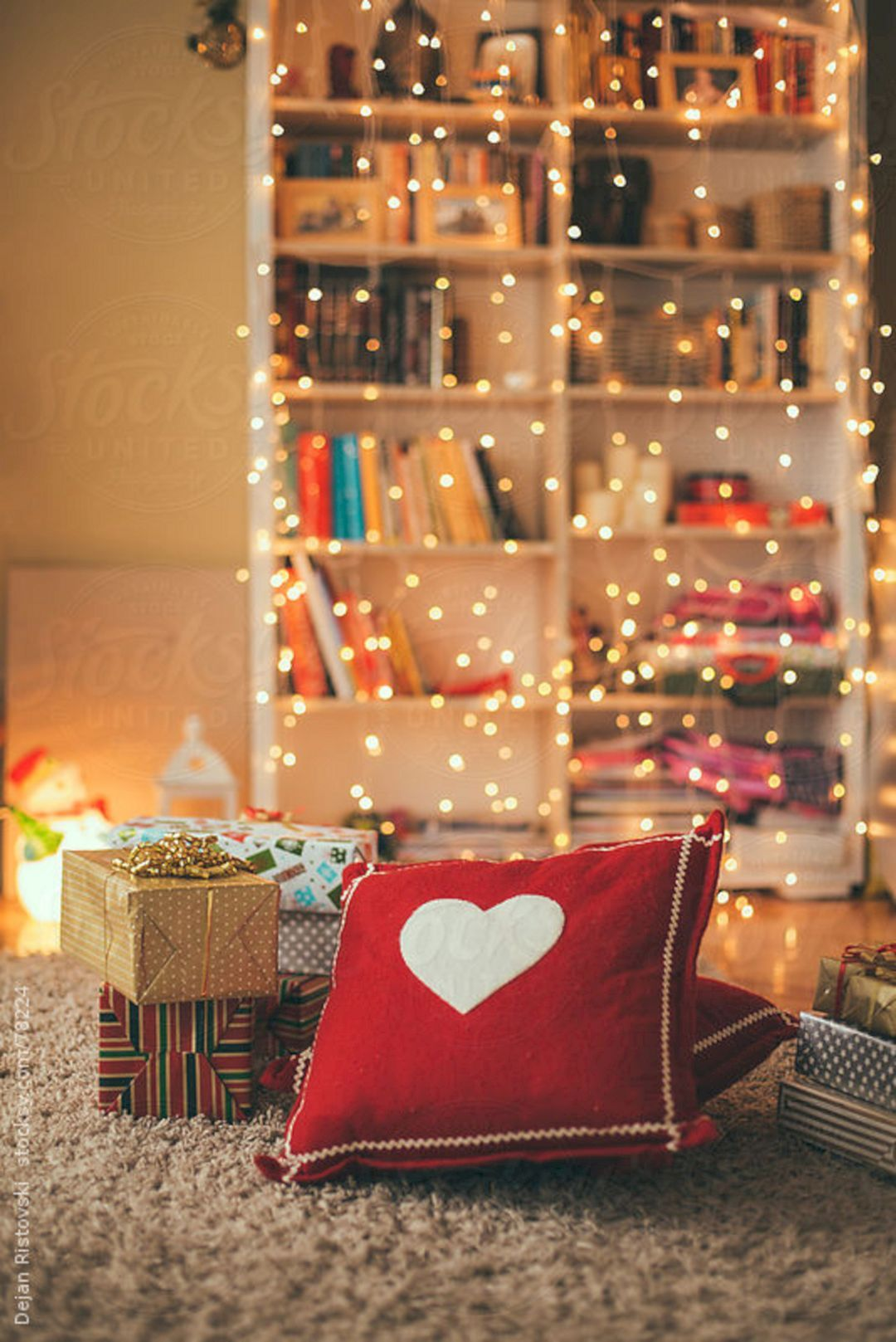 40 stunning christmas light ideas for your awesome living room