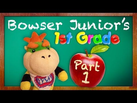 sml movie bowser juniors homework