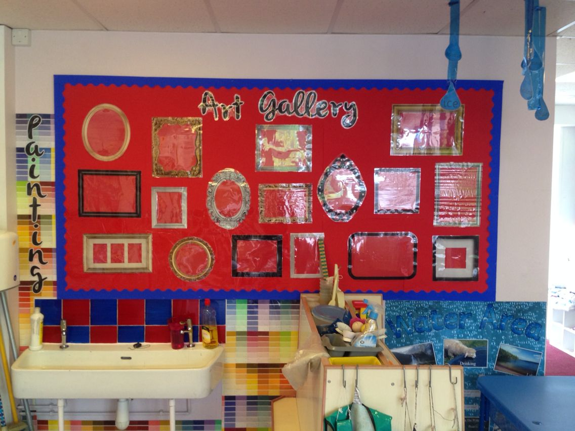 Pin Early Years Classroom