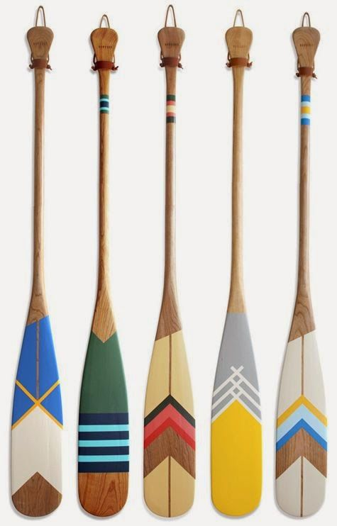 Oar Paddle Decor Home Decorating Ideas