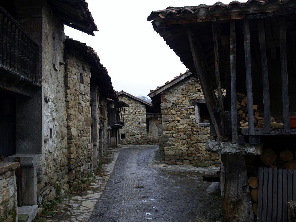 Soto de Agues, Asturias.