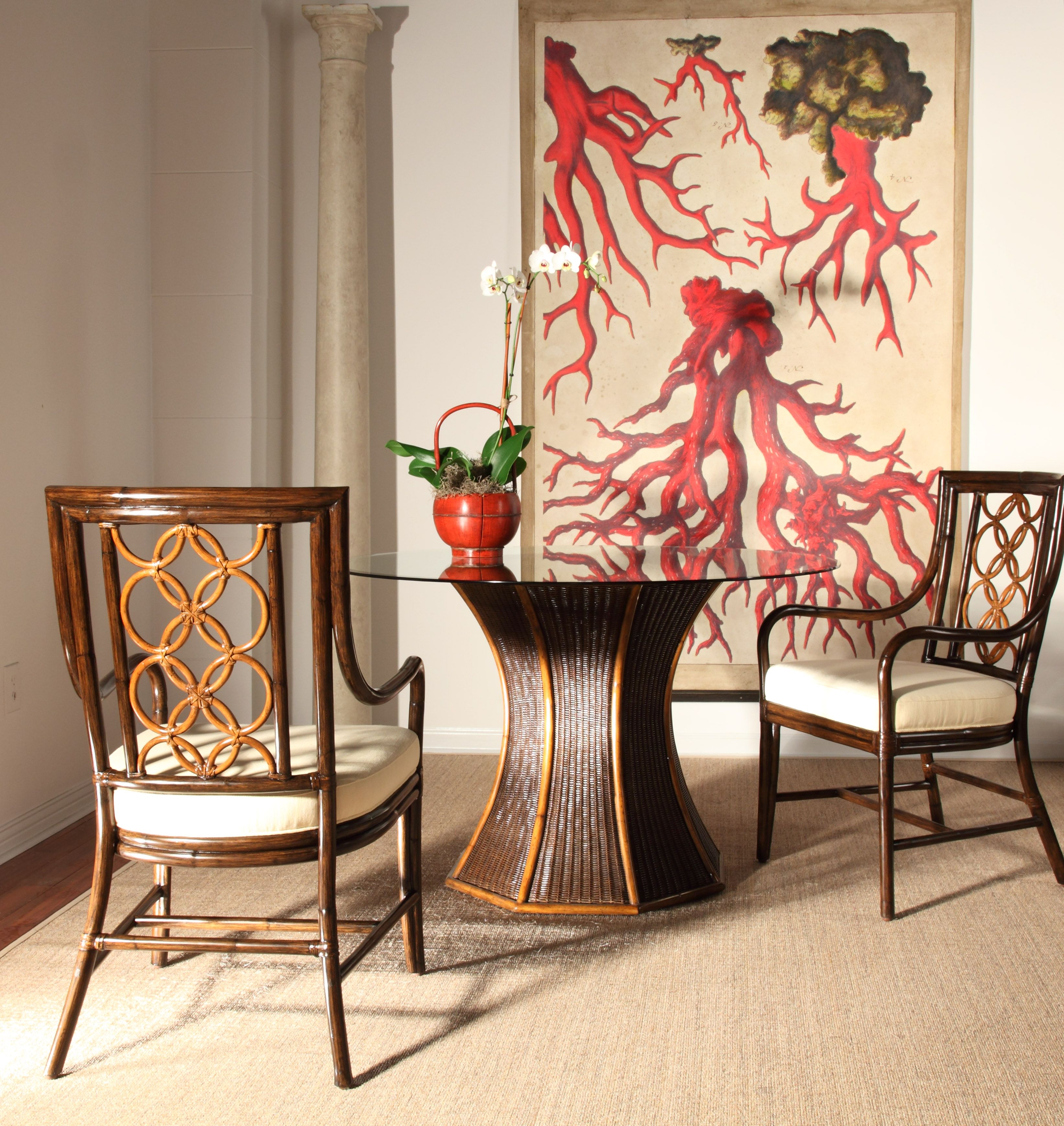 Elise Dining Set By Artistica Home Furnishings Home Furnishings