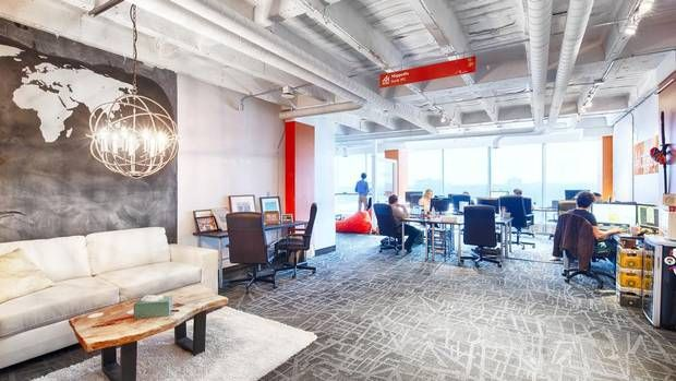 Hiding in plain sight  creative office space  The Globe and Mail