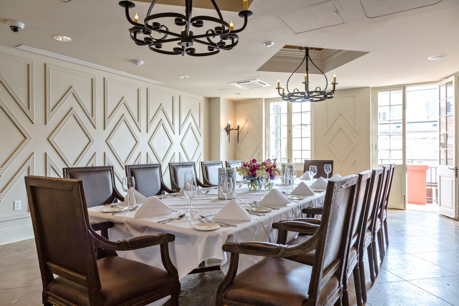 Location Spotlight Tableau Private Dining Room Parlor Room