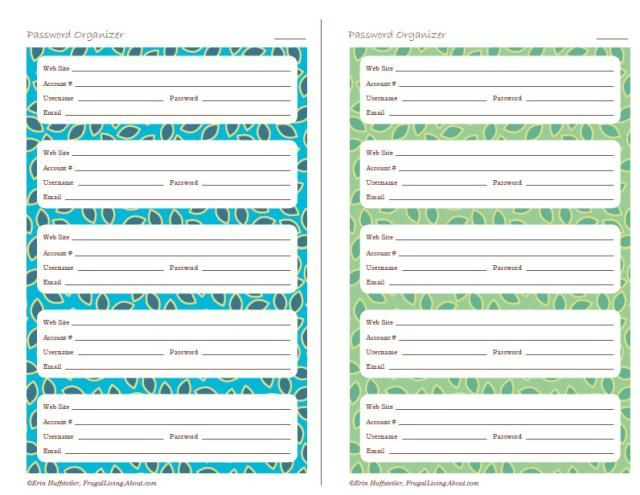 Your 7-Step Guide to Making a Personal Budget Household notebook - house budget spreadsheet