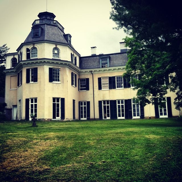 The Crumbling Astor Family's Rokeby Mansion In Barrytown