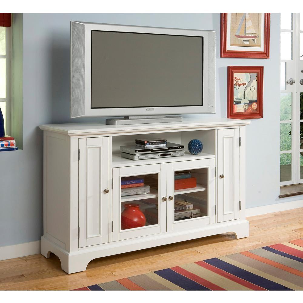Homestyles Naples White Entertainment Center 5530 10 White Tv