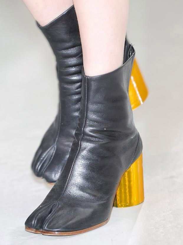 Chaussures haute couture