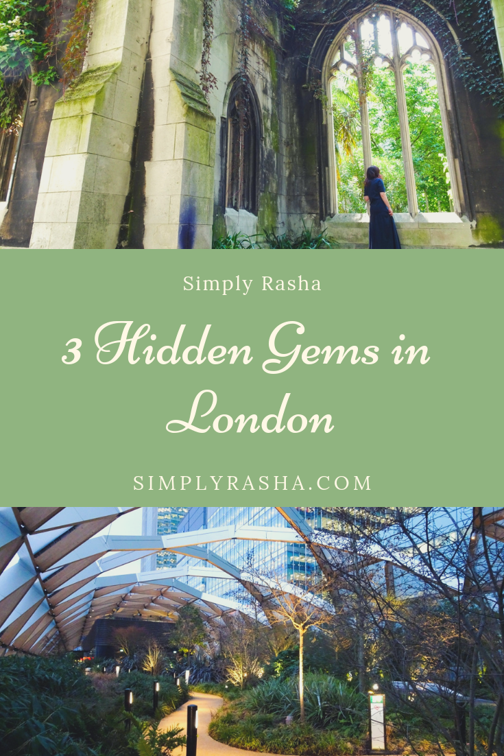 My Favourite London Hidden Gems Things To Do In London The Good Place London