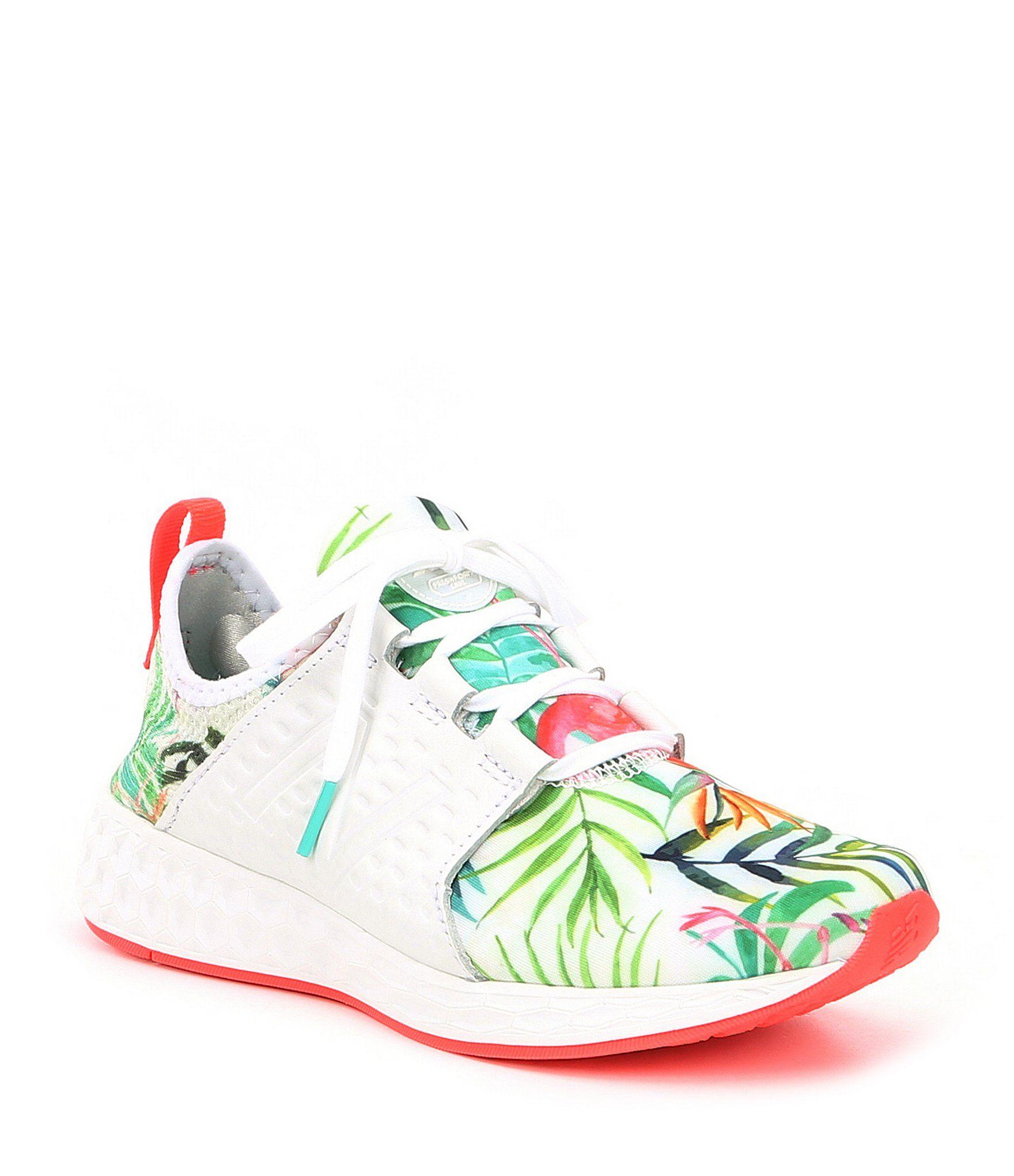 Cruz Floral Print Lifestyle Shoes