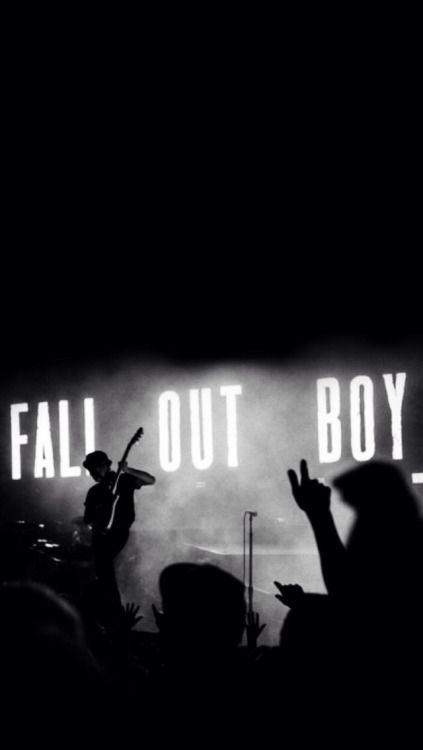 Fall Out Boy Lyric Iphone Wallpaper
