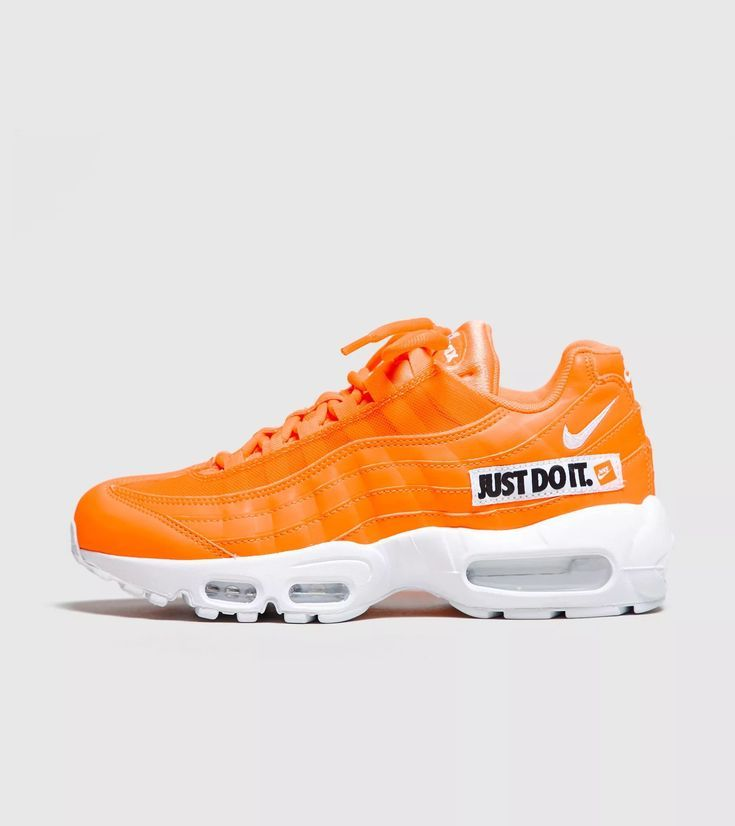 Sneakers Nike : Nike air max 95 just do it wmns white white