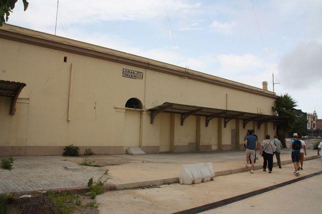 Patrimonio Industrial Arquitectónico: El Síndic de Greuges exige que se respete el perím...