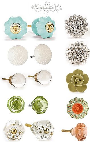 Anthropologie Knobs   My Favorite Thing About My Dresser. #Anthropologie  #PinToWin
