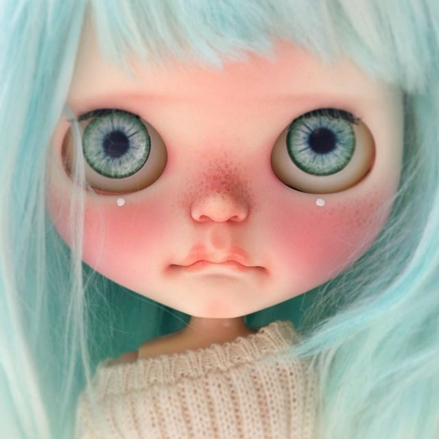 Muumi by Tiina on Flickr - She is absolutely amazzzzzing!!! ♡