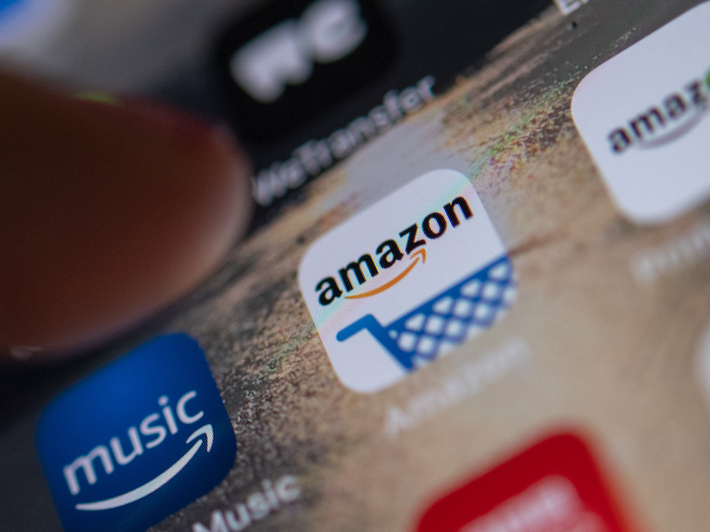 How to register a device on Amazon so you can access