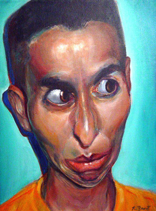"""""""Beni"""" by Richard J Frost"""