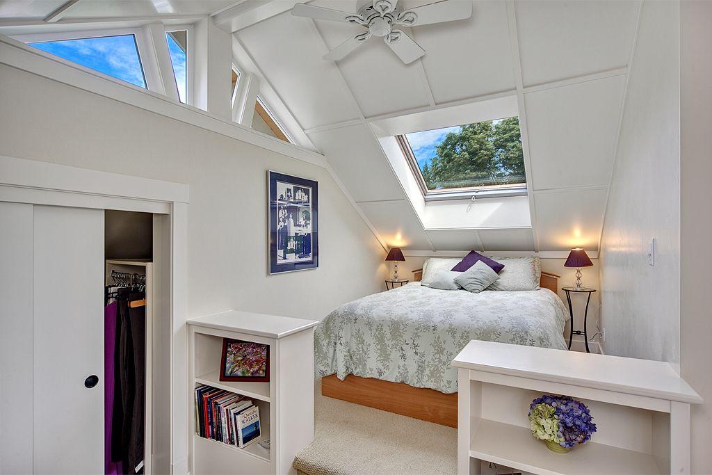skylights in loft - Google Search