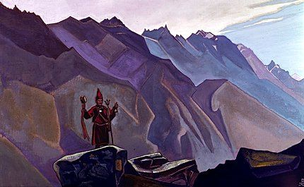 Hill of Tara - Nicholas Roerich