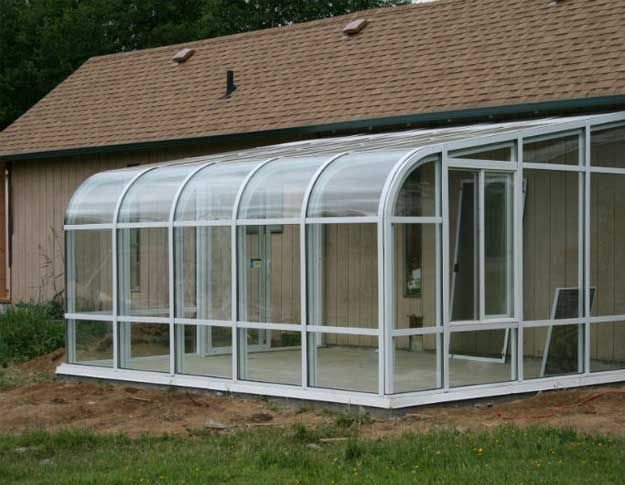 Wonderful A Curved Aluminum Sunroom Or Solarium Is Both An Elegant And Affordable  Option For Your Sacramento Or Loomis Home. Visit Our Showroom Today To  Learn More.