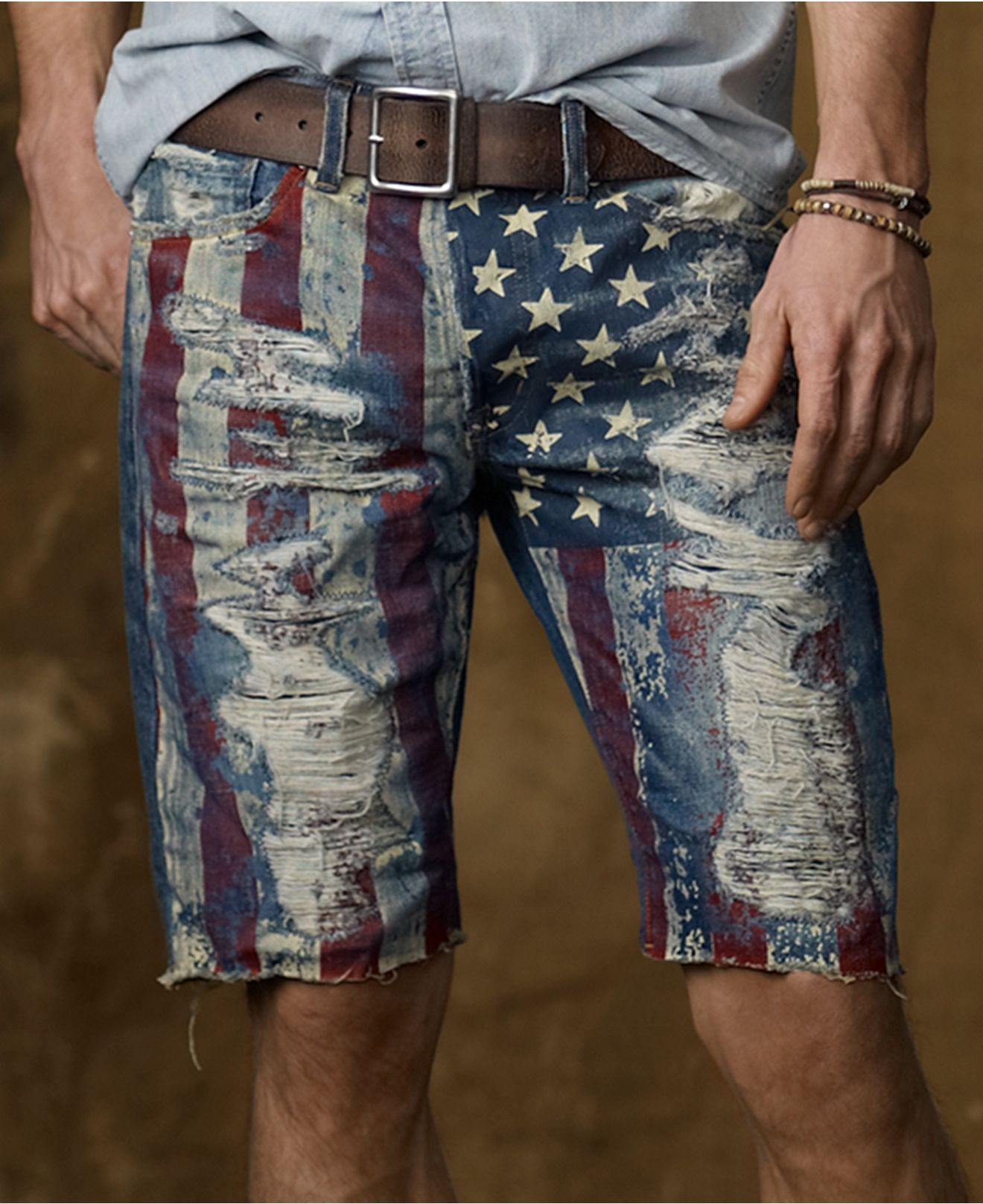 amp; Denim Ralph Bedford Shorts Lauren Supply Slim Mens Shorts Z6wxq4A6