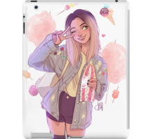 Sweeter than sweet iPad Case/Skin by itslopez